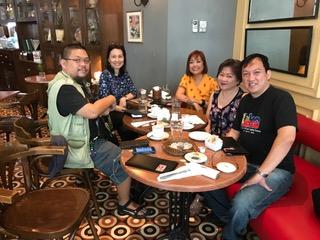 blogwatch team members