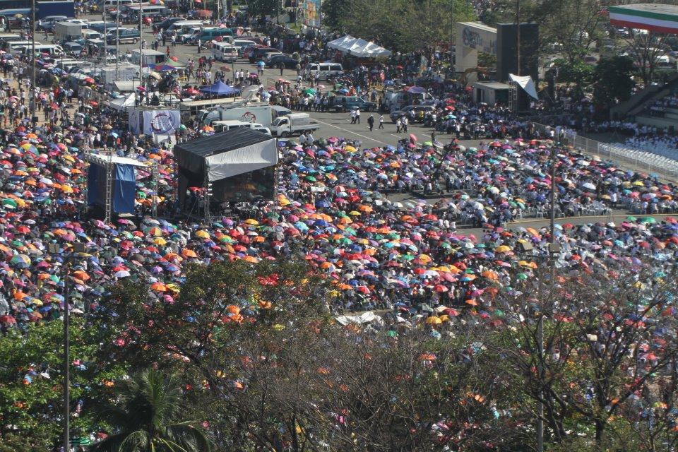 Photos: Massive crowds at the Iglesia ni Cristo religious event | Blog