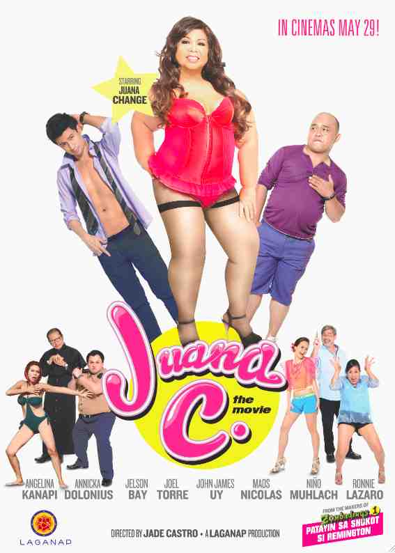 Movie Schedule: Juana C. The Movie, Socially Aware is the new sexy #