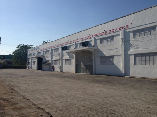 power serve inc warehouse