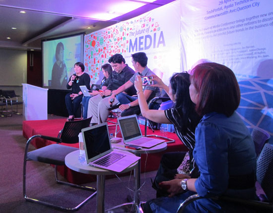 digital marketing future of media