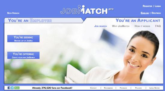 job match pro