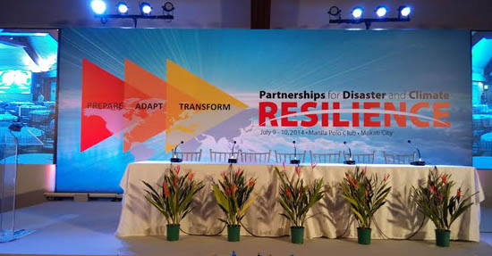 resilience conference