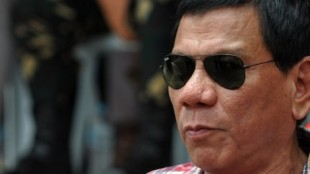 Presidential aspirant Rodrigo R. Duterte, photo credit: Rappler