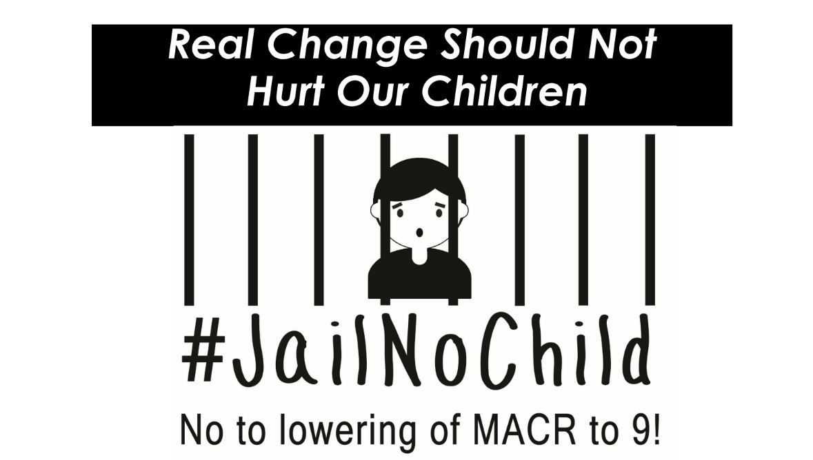 should children under 7 be held criminally responsible for crimes Children from age 12 to 18 are held responsible under a system of juvenile justice the wide variation in age of criminal responsibility reflects a lack of international consensus, and the number of countries with low ages indicates that many juvenile justice systems do not adequately consider the child's best interests.