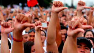Manila Protest