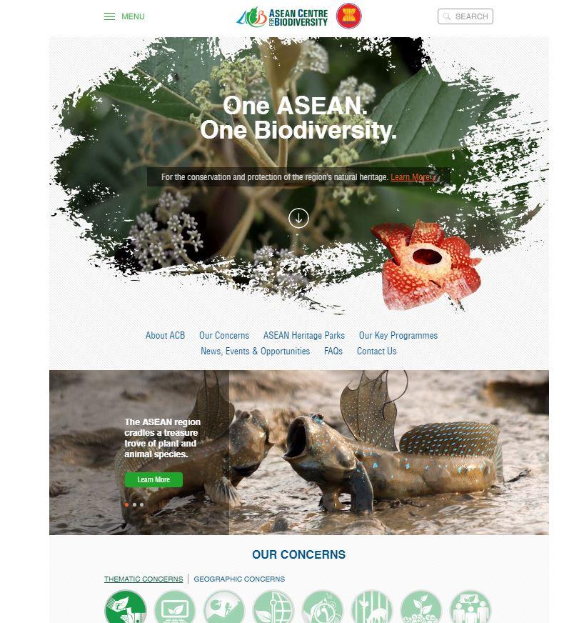 asean biodiversity