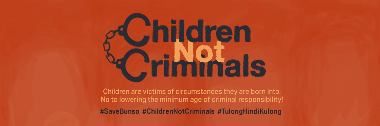 children not criminals