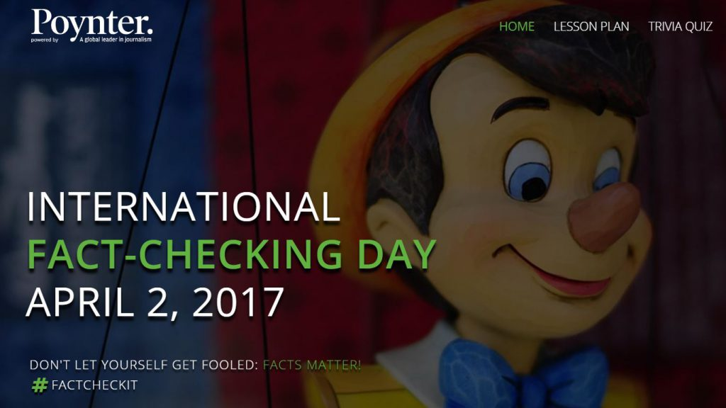 fact checking day