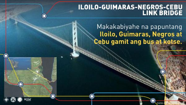 iloilo guimaras negros cebu link bridge
