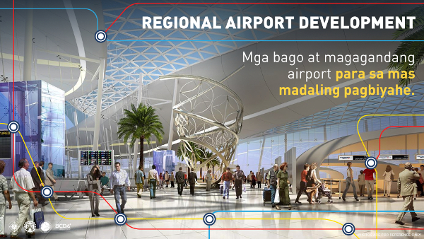 regional airport development
