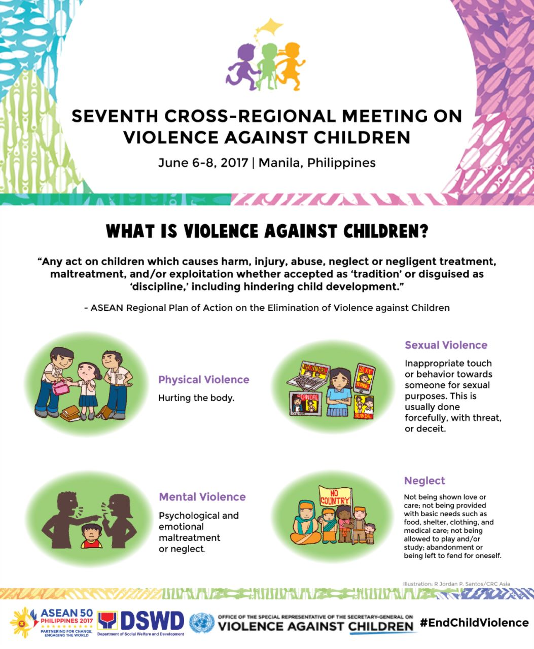what is violence against children