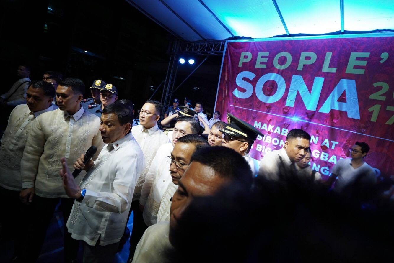 President duterte SONA 2017-9